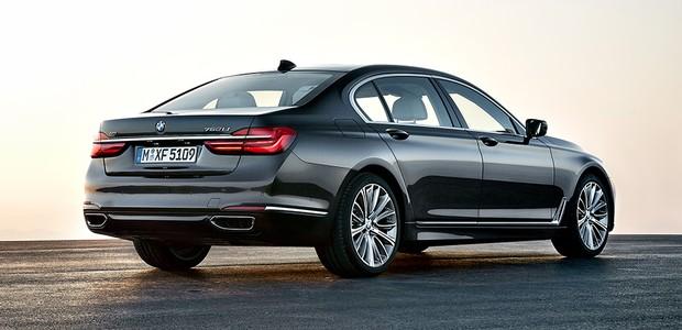 BMW Série 7 750Li Pure Excellence (Foto: BMW)