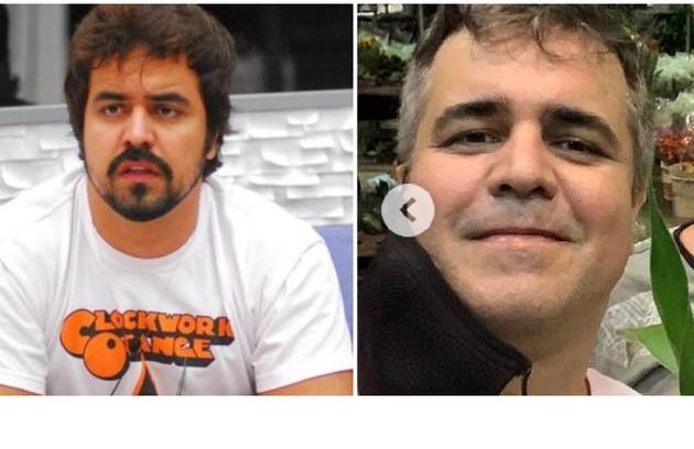 """Marcelo Arantes tinha 31 anos no """"BBB"""" 8. Aos 44, ele, que ficou conhecido como Dr. Marcelo, mantém um consultório de psiquiatria (Foto: Reprodução)"""