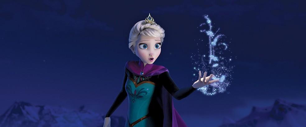 Cena de 'Frozen: Uma aventura congelante' — Foto: Divulgação