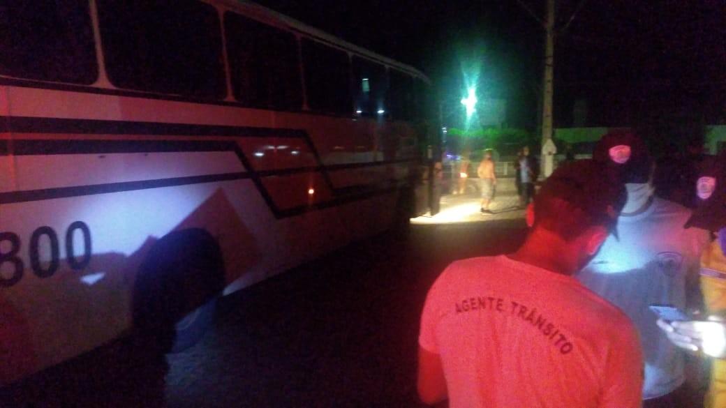 Ônibus clandestino que partiu de São Paulo é interceptado em Icó, no Ceará