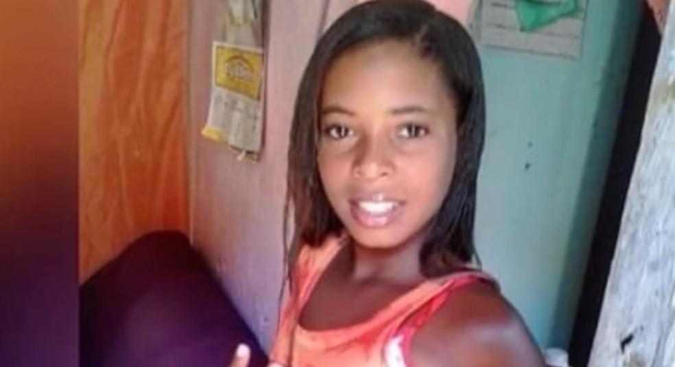 Adolescente de 16 anos morre afogada após entrar no rio Jiquiriçá — Foto: Reprodução/TV Subaé