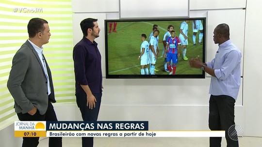 Saiba quais são as mudanças nas regras do futebol para o Brasileirão