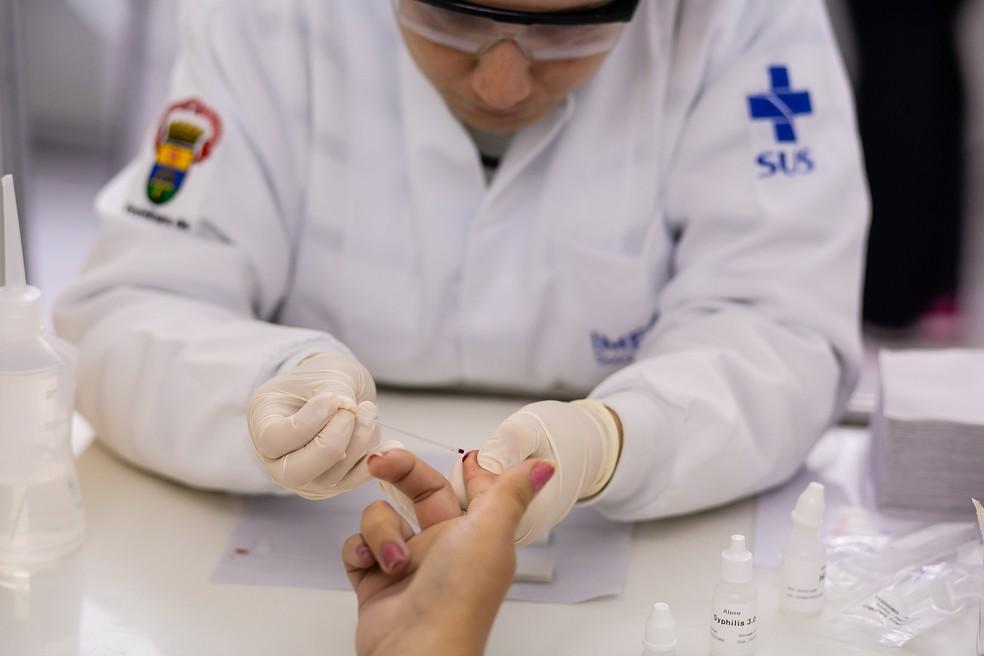 Exames convencionais para diagnóstico de hepatite C não são tão precisos e podem comprometer análise médica. (Foto: Cesar Lopes – PMPA)