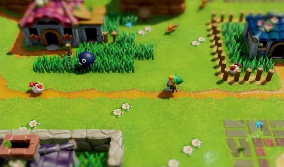 The Legend Of Zelda Link S Awakening é Anunciado Na Nintendo Direct Jogos De Aventura Techtudo