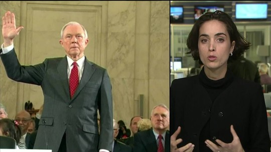 Jeff Sessions é interrogado sobre conspiração com Rússia