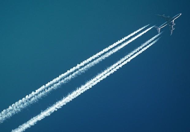 Avião (Foto: Pexels)