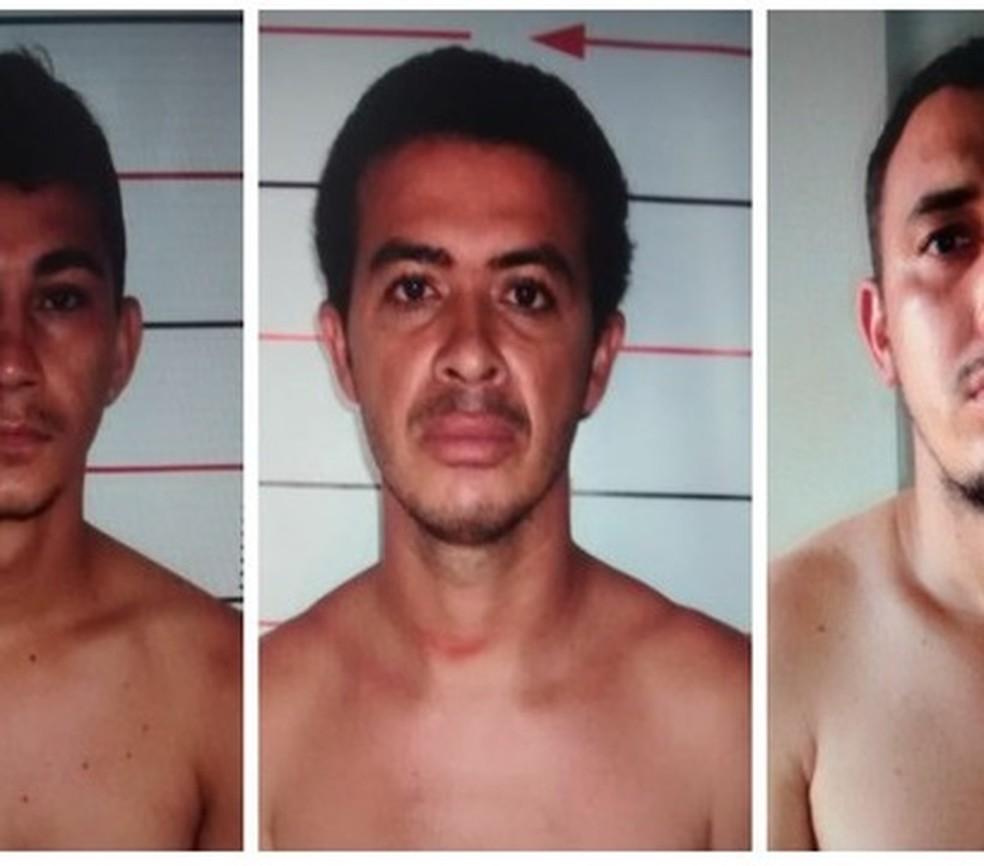 Milton Bento da Luz foi recapturado na sexta-feira (19) — Foto: Divulgação