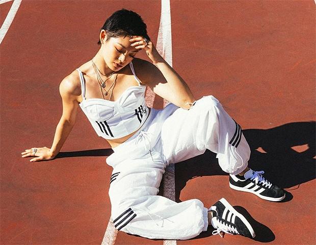 A calça esportiva faz parte do visual hypebae (Foto: Reprodução/Instagram Hypebae )