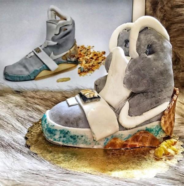 Nike Air Mag (Foto: Instagram)