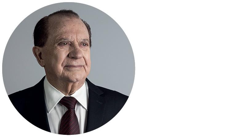 As cooperativas mais ricas do Paraná - José Aroldo Gallassini,  presidente da Coamo, de Campo Mourão (Foto: Sergio Ranalli)