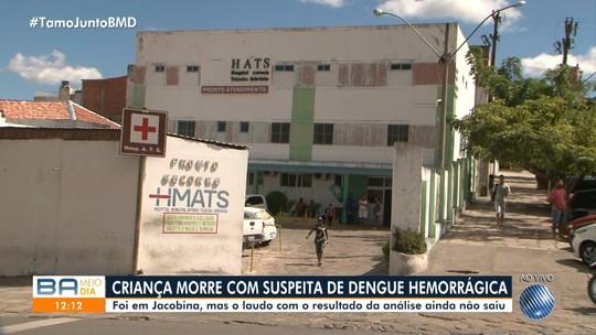 Criança de sete anos morre de dengue na BA; número de notificações da doença teve um aumento de mais de 25 mil casos