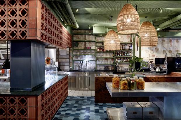 Alemanha ganha Bar inspirado em Tel Aviv (Foto: Divulgação)