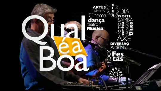 Agenda cultural tem shows em João Pessoa e Cabedelo nesta sexta-feira (8)