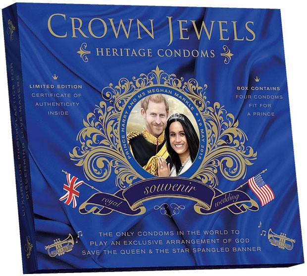 10 souvenirs inusitados para celebrar o casamento real (Foto: Reprodução)