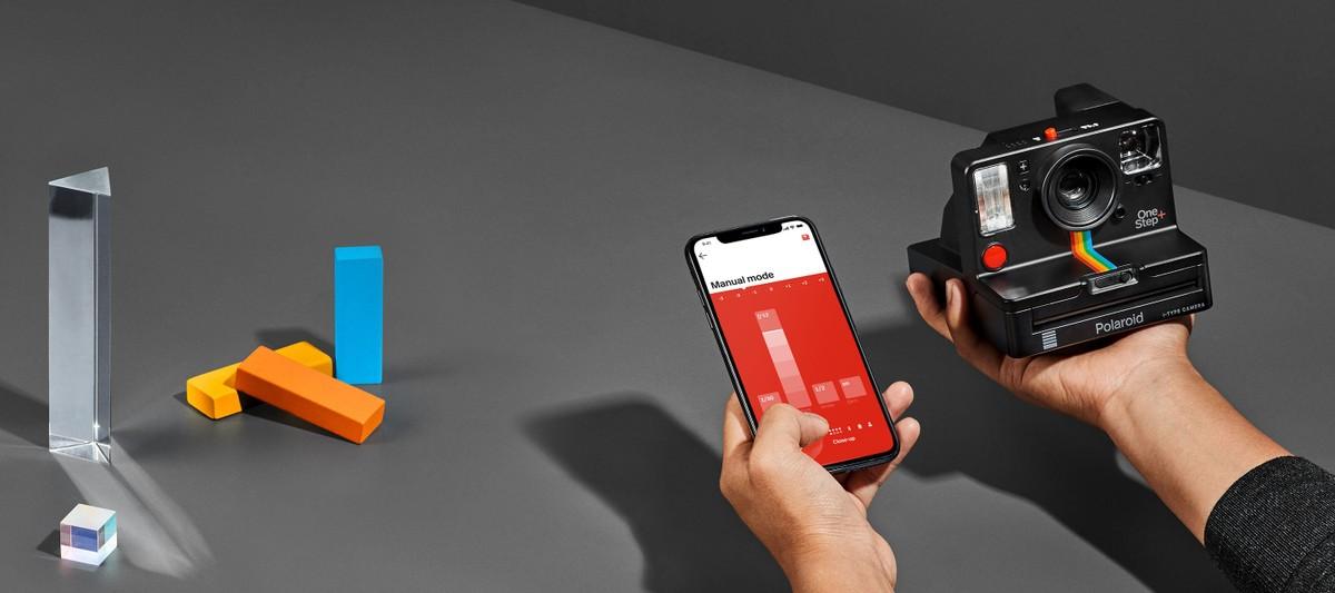 Polaroid OneStep+  nova câmera instantânea tem conexão com celular   Câmera    TechTudo 9f94f0b57c