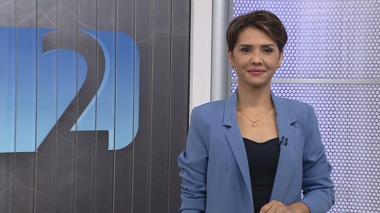 VÍDEOS: Jornal Anhanguera 2ª Edição de segunda-feira, 2 de agosto de 2021