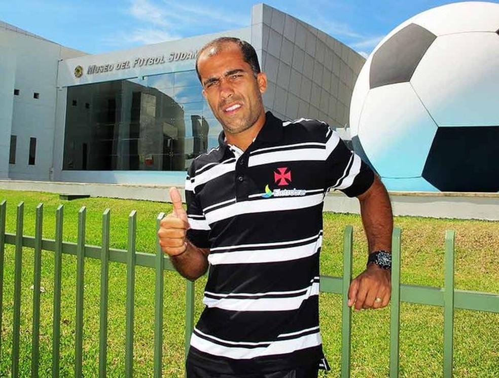 Ex-jogador Felipe será o home forte do futebol em caso de vitória de Brant — Foto: Gustavo Rotstein