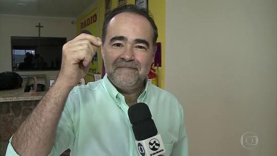 Julio Lossio, da Rede, diz como pretende combater a violência e conviver com a seca