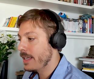 Fabio Porchat no vídeo 'Responsável', do Porta dos Fundos | Reprodução
