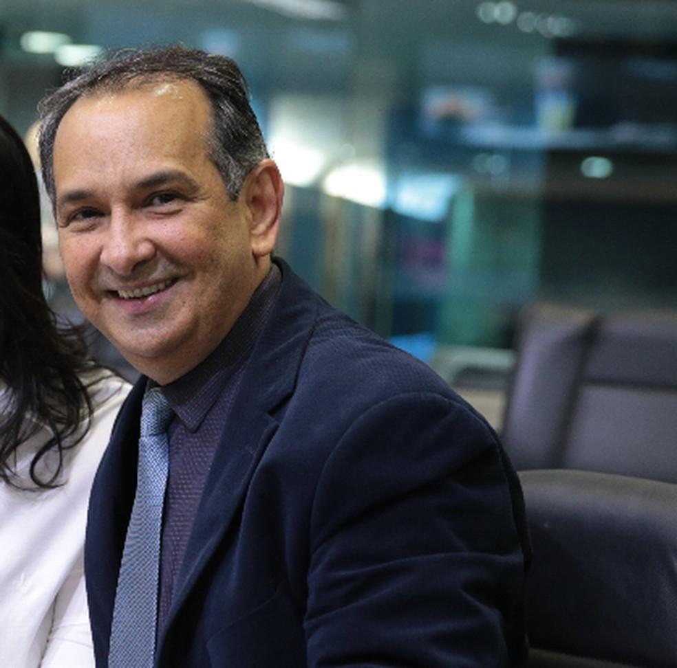 Deputado Dr. Jaziel (PR) — Foto: José Leomar/Sistema Verdes Mares