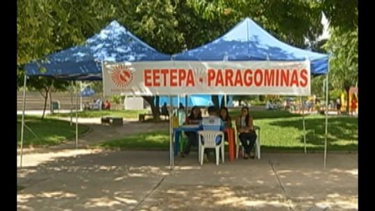 Escola estadual em Paragominas abre matrículas para cursos tecnologicos