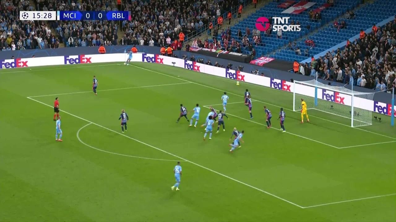 GRUPO A: Manchester City 6 x 3 RB Leipzig