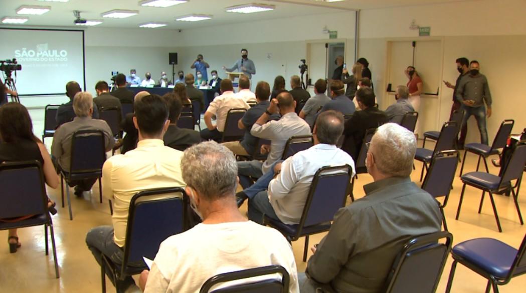Audiência pública em Araraquara debate projeto de agrupamento urbano entre cidades da região
