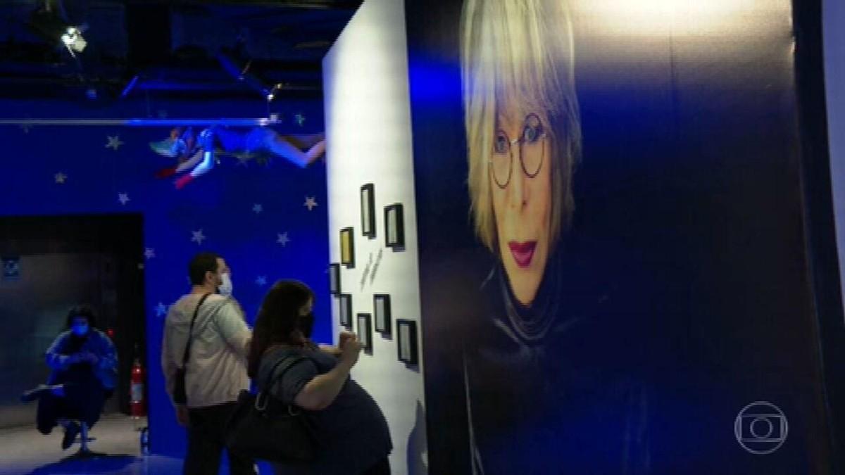 Exposição em São Paulo marca os 50 anos de carreira de Rita Lee