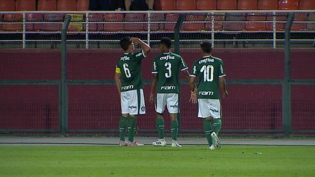 Palmeiras 6 X 1 Fluminense Copa Do Brasil Sub 17 Semifinal Tempo Real Globo Esporte