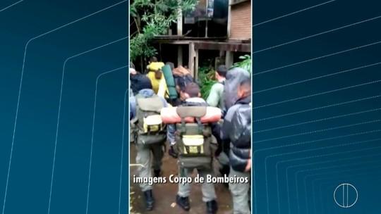 Equipes retomam buscas por francês perdido em trilha no RJ; mau tempo impede operação com aeronave