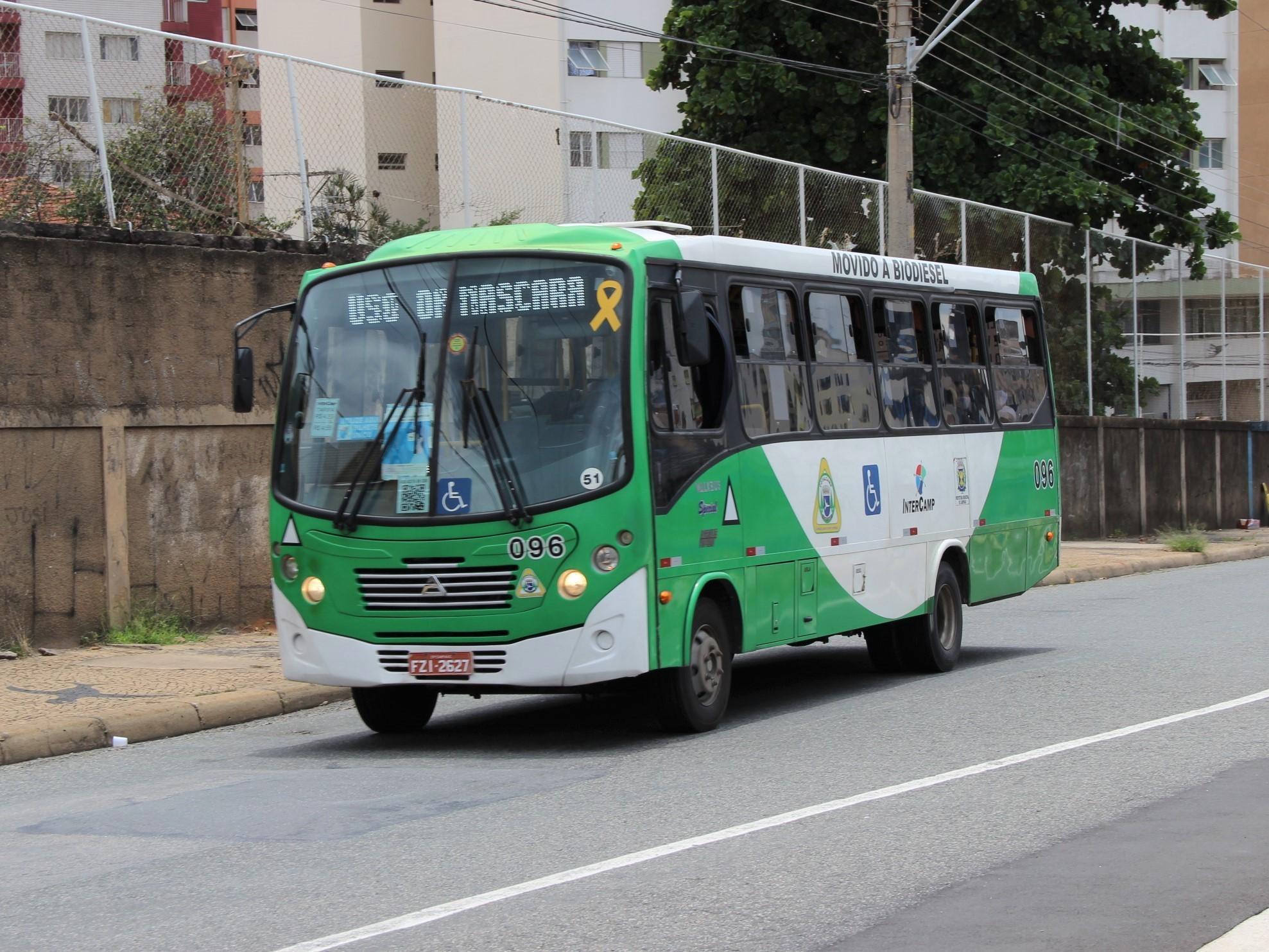 Emdec reduz transporte público à noite durante toque de recolher ampliado em Campinas