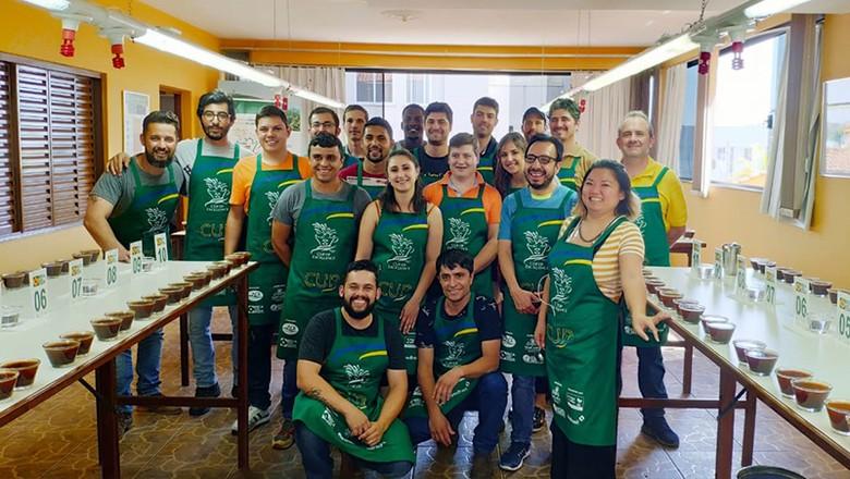 cafe-concurso-cafes-especiais (Foto: Divulgação/BSCA)