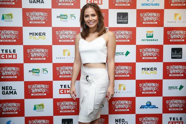 Leticia Colin  (Foto: Manuela Scarpa e Marcos Ribas/Brazil News)
