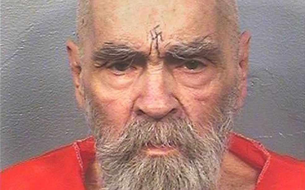 O serial killer Charles Manson (Foto: Courtesy California Department of Corrections and Rehabilitation/Handout via Reuters)