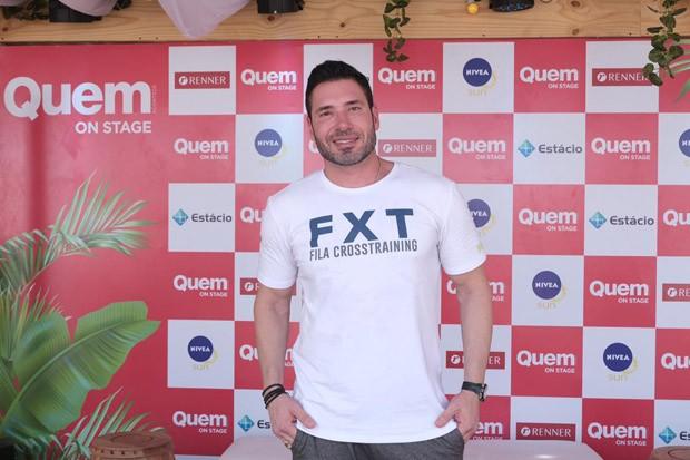 Rodrigo Sangion (Foto: Renato Wrobel)