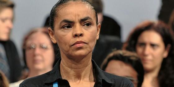 Marina Silva do PV (Foto:  VALTER CAMPANATO/ABR       )