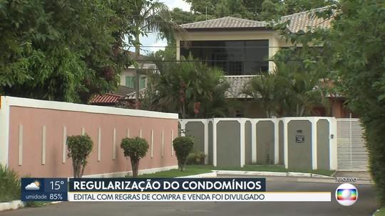 GDF divulga edital para regularizar condomínios do Paranoazinho