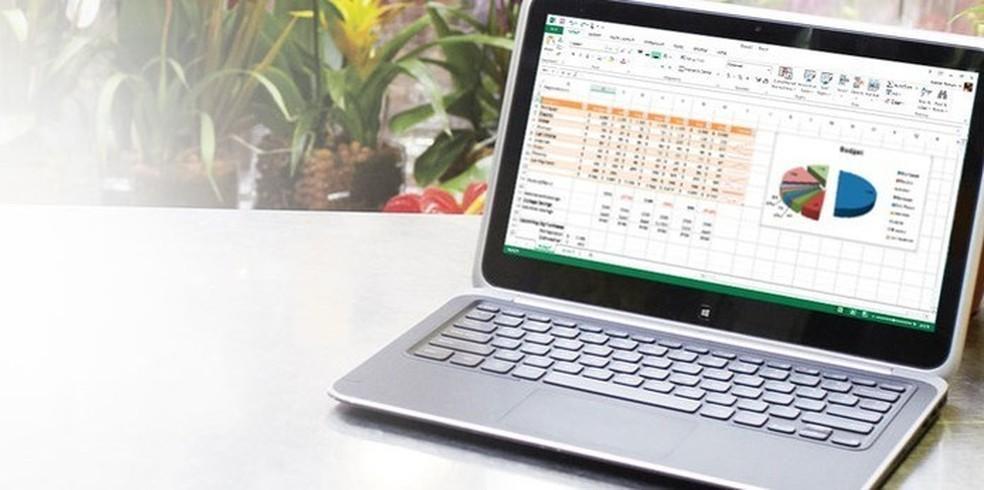 Aprenda a criar uma planilha de controle de estoque no Excel (Foto: Divulgação/Microsoft)