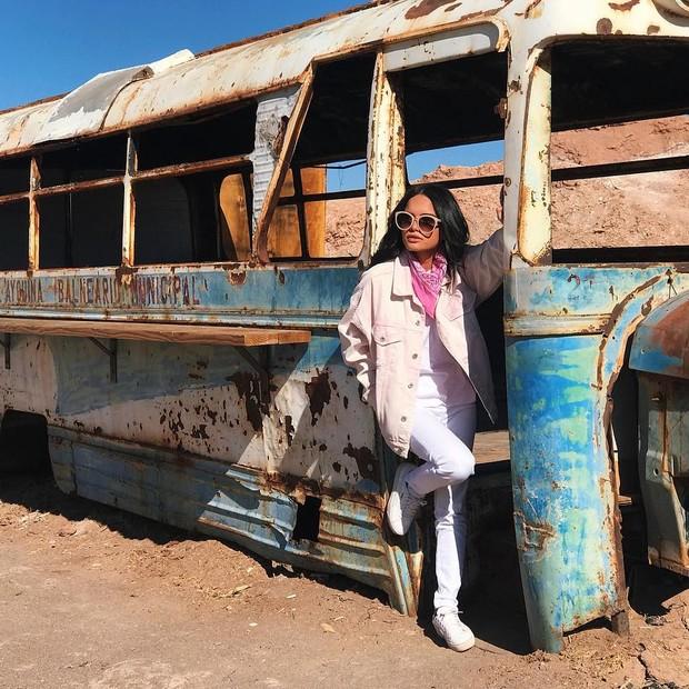 Carol Macedo (Foto: Reprodução)