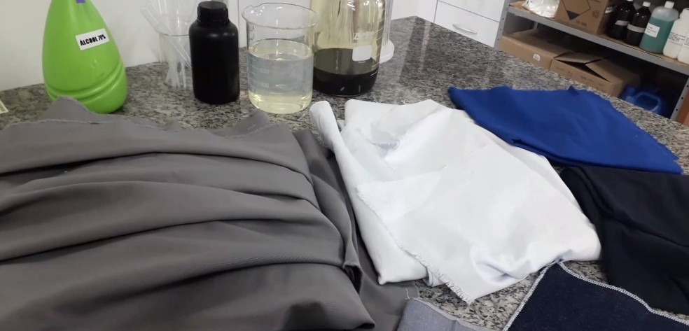 Tecidos são capazaes de inativar a SARS-Cov-2 — Foto: Divulgação/Nanox