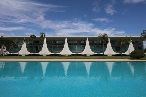 A casa do presidente: veja a área privativa do Palácio da Alvorada (Foto: Cristiano Mascaro)