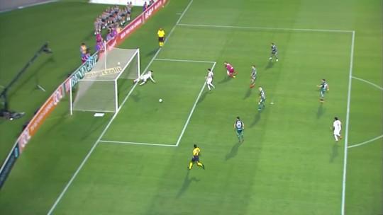 Três empates, 10 gols perdidos: reveja lances que deixariam Palmeiras na vice-liderança do Brasileirão