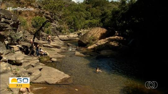 Pirenópolis também é destino de milhares de turistas em Goiás