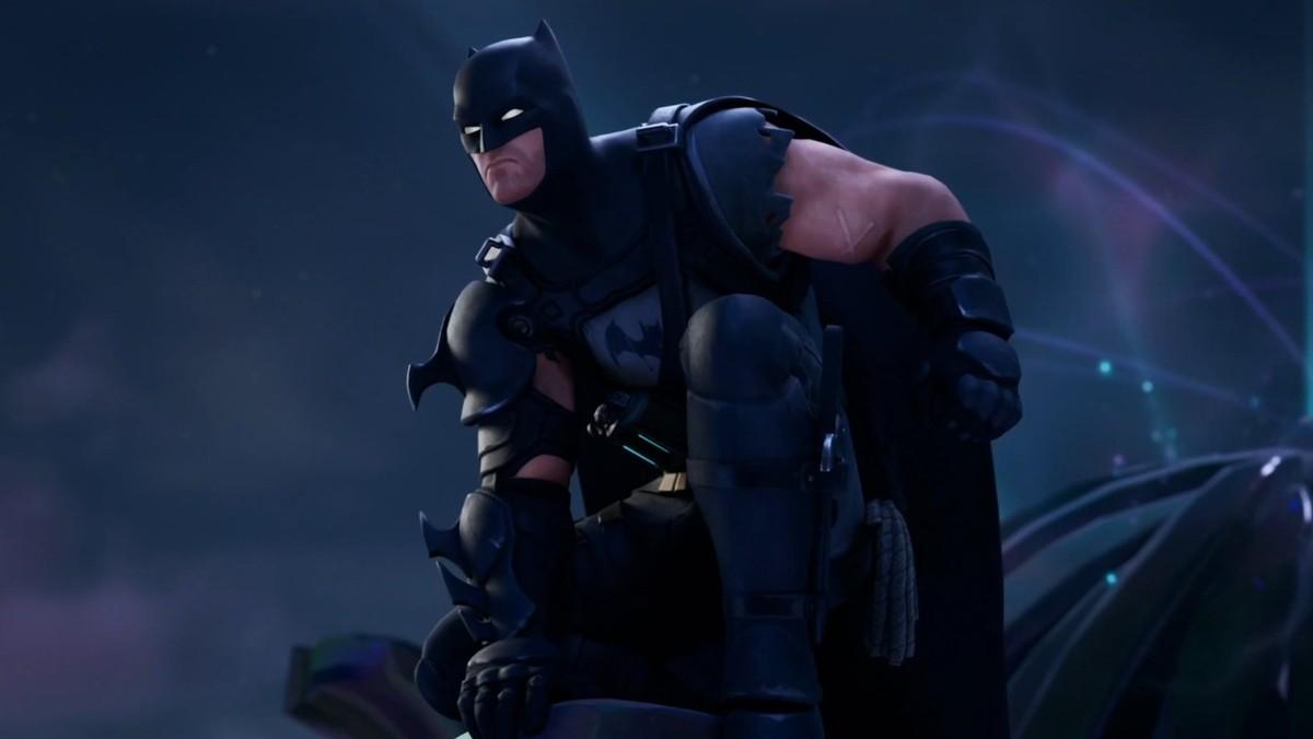 Skin de Batman/Fortnite: Ponto Zero é revelada junto a Vol.01 | fortnite |  ge