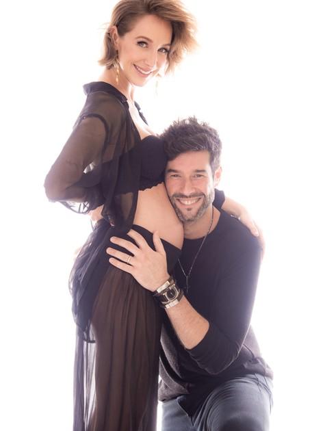 Hazel e Daniel Del Sarto (Foto: Divulgação)