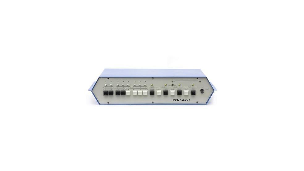 Kenbak-1 é considerado pelo Computer History Museum o primeiro computador pessoal da história — Foto: Divulgação/Computer History Museum
