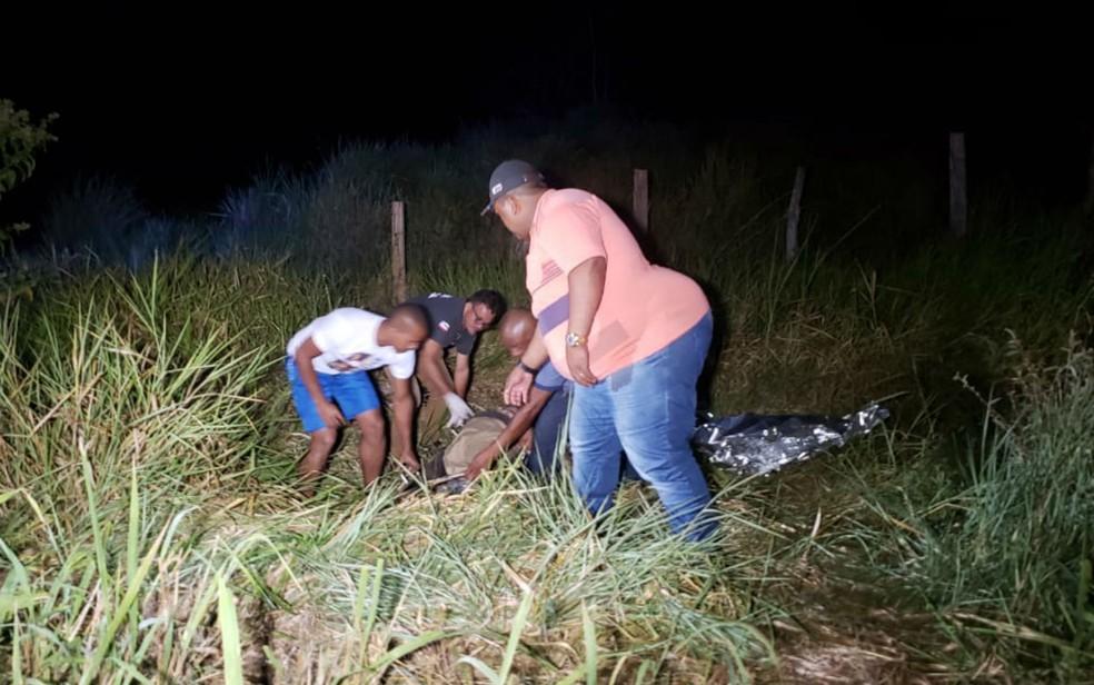 Advogado morre após motocicleta que pilotava cair em ribanceira na Bahia  — Foto: Blog Verdinho Itabuna