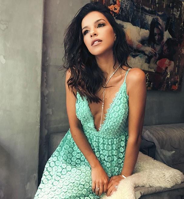 Mariana Rios de vestido Aya (Foto: Reprodução/Instagram)