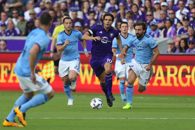 1bc324404 Kaká jogando pelo Orlando City (Foto  gettyimages)