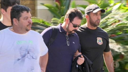 Ex-secretário de obras do RJ é preso em operação da PF